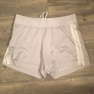 5 for $25 Silver Nike shorts